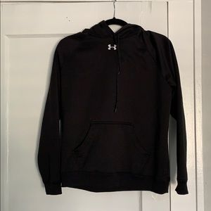 Small Black Under Armour Hoodie